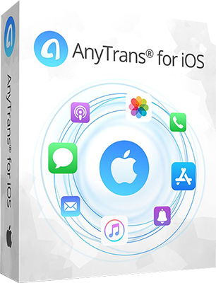 AnyTrans for iOS v8.1.0.20190919 - Eng