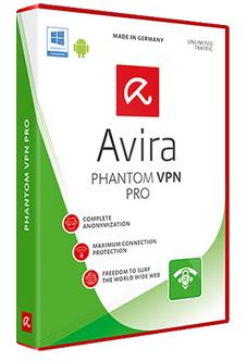 Avira Phantom VPN Pro v2.28.3.20557 - ENG