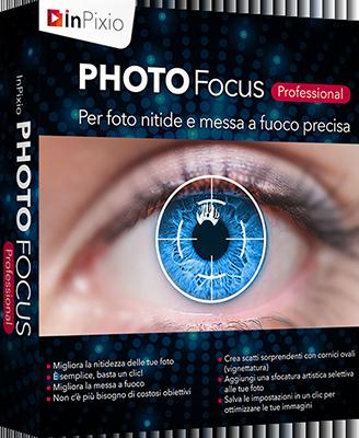 InPixio Photo Focus Pro 3.7.6646 - ITA