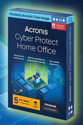 Acronis Cyber Protect Home Office Build 39620 Boot ISO - ITA