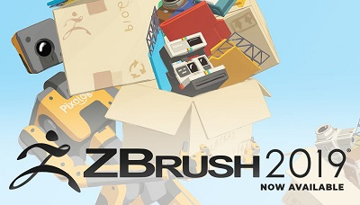 Pixologic ZBrush 2019 x64 - ENG
