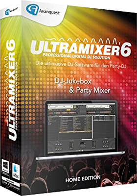 UltraMixer Pro Entertain 6.2.2 - ENG