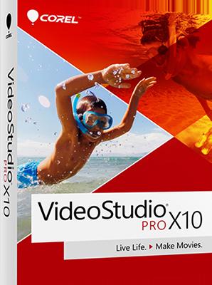Corel VideoStudio Pro X10 v20.1.0.14 + Content Pack DOWNLOAD ITA