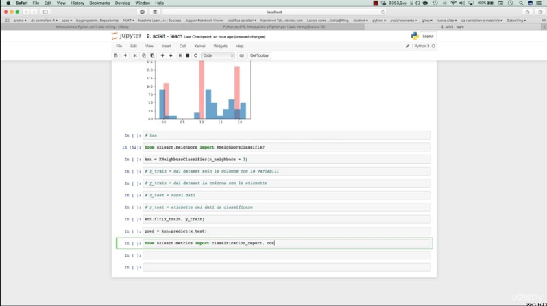 Udemy - Introduzione a Python per il data mining - ITA