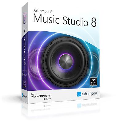 Ashampoo Music Studio v8.0.7 - ITA