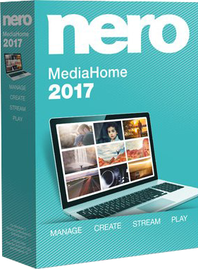 Nero MediaHome 2017 Standard v18.0.00400 DOWNLOAD ITA