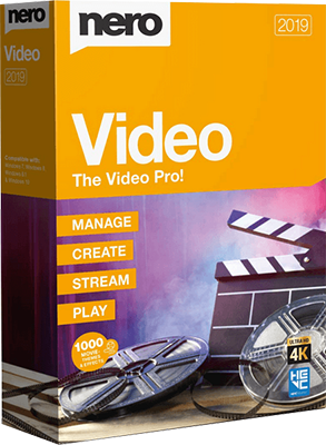 Nero Video 2019 v20.0.3001 Multi - ITA
