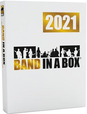 Band-in-a-Box 2021 Build 844 + Real Band + RealTracks - ITA
