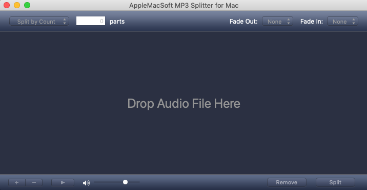 [MAC] AppleMacSoft MP3 Splitter 5.0.1 macOS - ENG