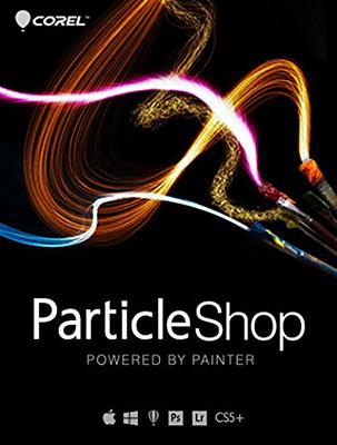 [MAC] Corel ParticleShop v1.5.108 - Eng