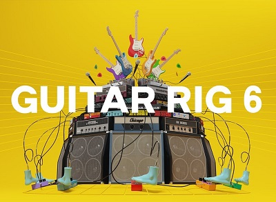 Native Instruments Guitar Rig 6 Pro v6.2.2 x64 - ENG