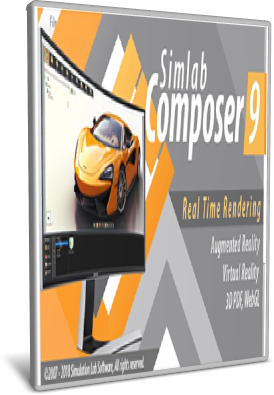 Simlab Composer 9.2.14 x64 - ENG