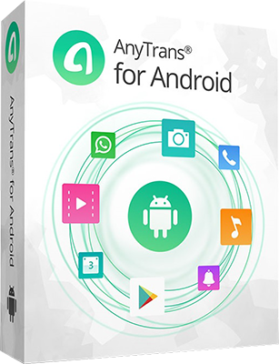 iMobie AnyTrans for Android v7.1.0.20190321 - Eng
