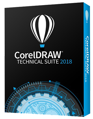 CorelDRAW Technical Suite 2018 Corporate v20.1.0.707 Preattivato - Ita