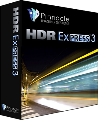 Pinnacle Imaging HDR Express v3.1.1 Build 12800 64 Bit - Eng