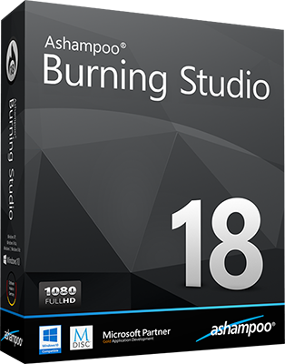 Ashampoo Burning Studio v18.0.1.11 DOWNLOAD ITA
