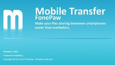 FonePaw Mobile Transfer v1.8.0 DOWNLOAD ENG
