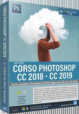 MOMOS Edizioni - Corso Completo Photoshop CC 2018 - CC 2019 - ITA