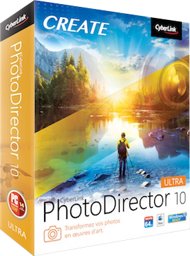 [MAC] CyberLink PhotoDirector Ultra v10.0.2509.0 macOS - ITA