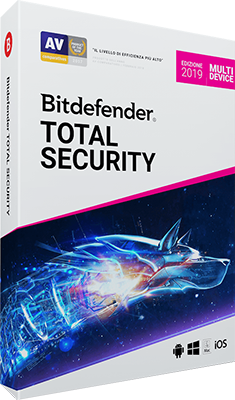 Bitdefender Total Security 2019 v23.0.16.72 - ITA
