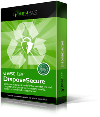 [PORTABLE] east-tec DisposeSecure 5.5.0.5688 Portable - ENG
