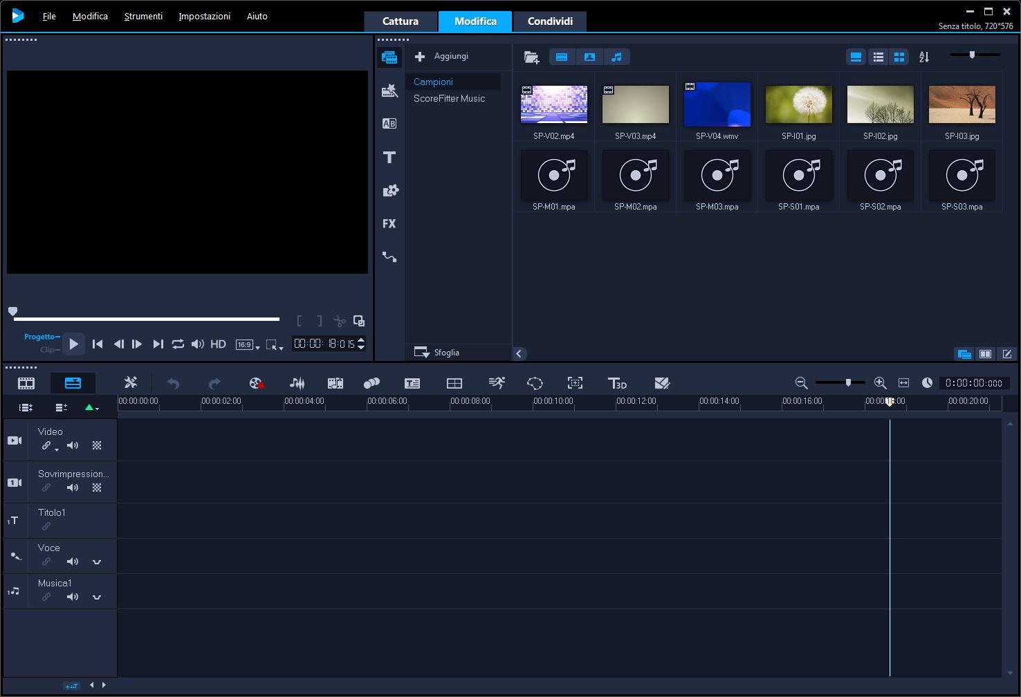 Corel VideoStudio Ultimate 2018 v21.3.0.141 Preattivato - Ita