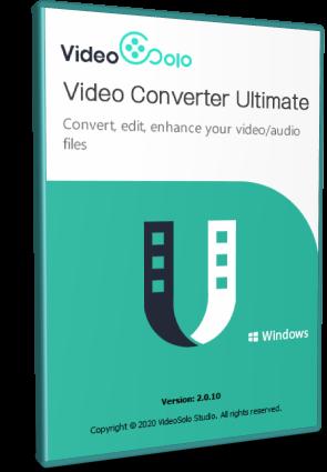 VideoSolo Video Converter Ultimate 2.2.10 x64 - ENG