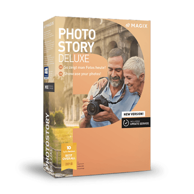 MAGIX Photostory Deluxe 2019 v18.1.3.65 x64 + Content Pack - ITA