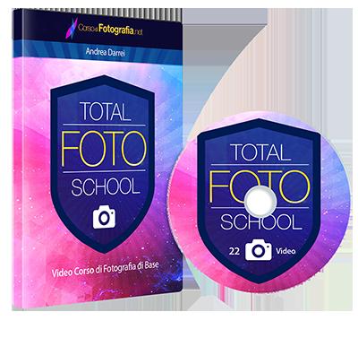 CorsoDiFotografia.net - Total Foto School - Video Corso di Fotografia di Base - Ita