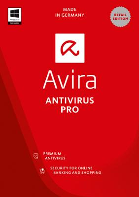 Avira Antivirus Pro v15.0.45.1165 - ITA