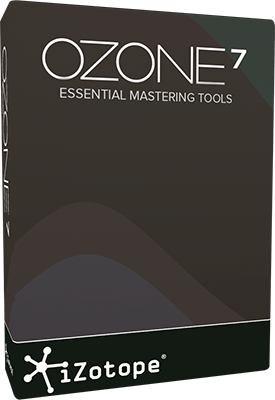 iZotope Ozone 7 Advanced v7.00 - Eng