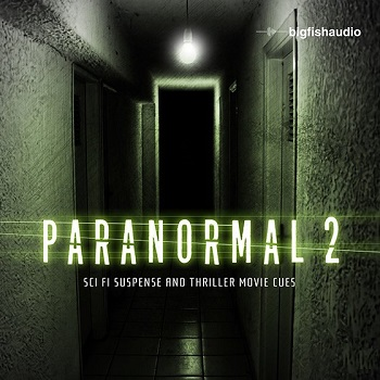 Big Fish Audio Paranormal 2