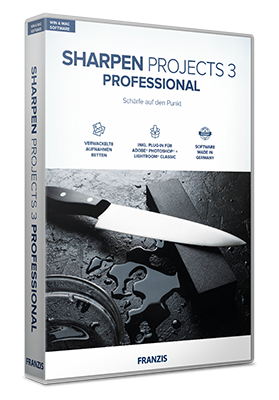 [MAC] Franzis SHARPEN projects 3 professional v3.31.03465 - Eng
