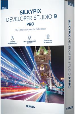 SILKYPIX Developer Studio Pro v9.0.15.0 64 Bit - ENG