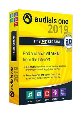 Audials One Platinum 2019.0.12000.0 - ENG
