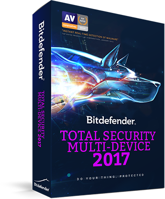 Bitdefender Total Security 2017 v21.0.24.54 - ITA