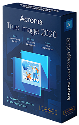 Acronis True Image 2020 Build 20770 - ITA