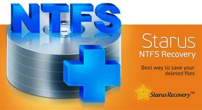 [PORTABLE] Starus NTFS Recovery 3.8 Unlimited Portable - ITA