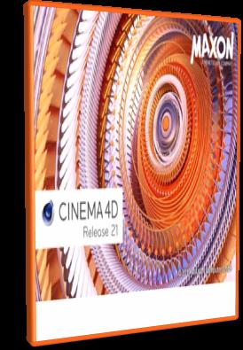 Maxon CINEMA 4D Studio R21.027 64 Bit - ENG
