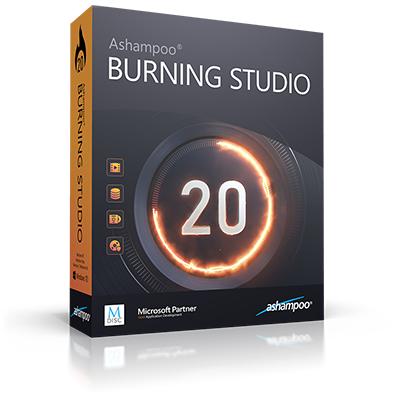 Ashampoo Burning Studio v20.0.4.1 - ITA
