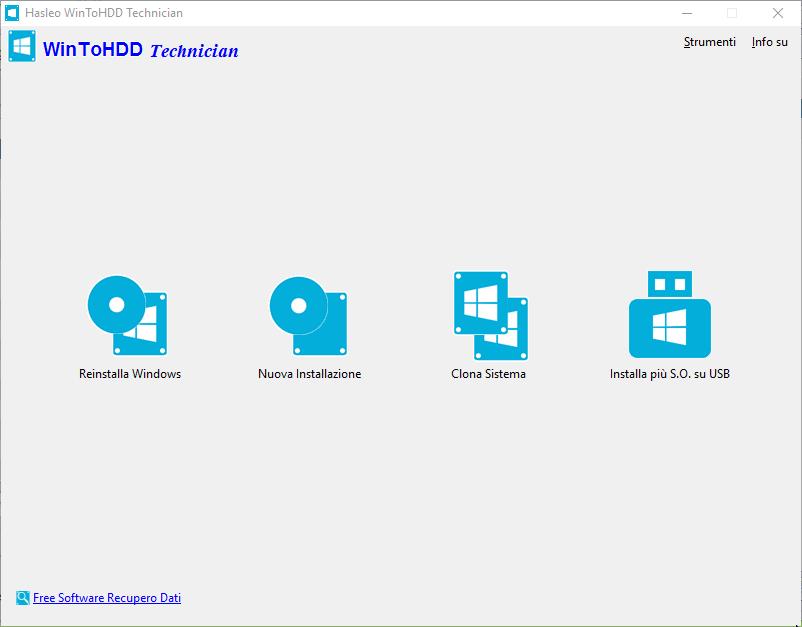 [PORTABLE] WinToHDD Technician v4.2 Portable - ITA