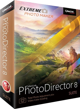 CyberLink PhotoDirector Suite v8.0.2303.4 DOWNLOAD ITA