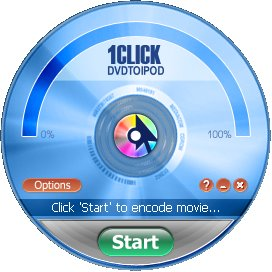 1CLICK DVDTOIPOD 3.2.1.8 - ENG