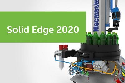 Siemens Solid Edge 2020 MP01 build 220.00.01.006 x64 - ITA