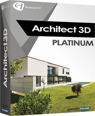 Avanquest Architect 3D Gold 2017 v19.0.8.1022 - Eng