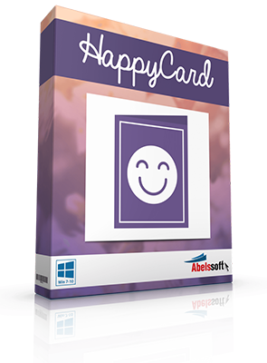 Abelssoft HappyCard 2019.3.1 Build 4 - Eng