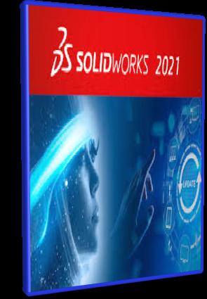 SolidWorks 2021 SP4.0 Premium 64 Bit - ITA