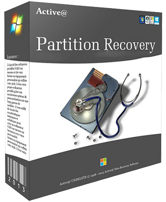 Active Partition Recovery Ultimate v19.0.3 - ENG