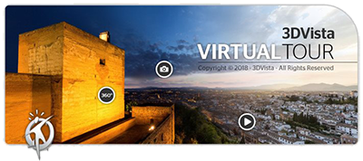 3DVista Virtual Tour Suite 2018.0.16 64 Bit - Eng