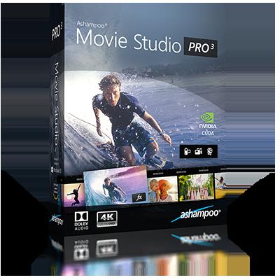 [PORTABLE] Ashampoo Movie Studio Pro 3.0.1 Portable - ITA